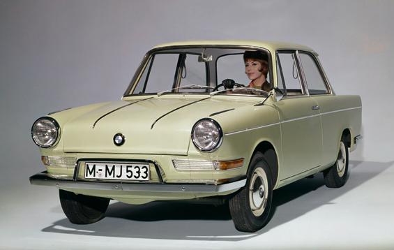BMW LS Luxus (Foto: BMW)