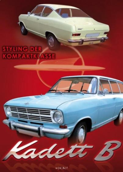 Gerade erschienen: DVD zum Opel Kadett B (Foto: wkf-filmverlag)