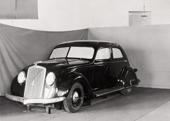 Der Volvo PV36 Carioca feiert dieses Jahr 75jähriges Jubiläum (Foto: Volvo)