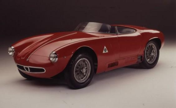 Seltener geht nicht: Vom Alfa Romeo 1900 Sport Spider gibt es nur noch ein einziges Fahrzeug. (Foto: Alfa Romeo)
